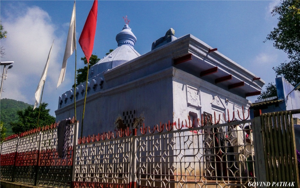 NAGAR Temple