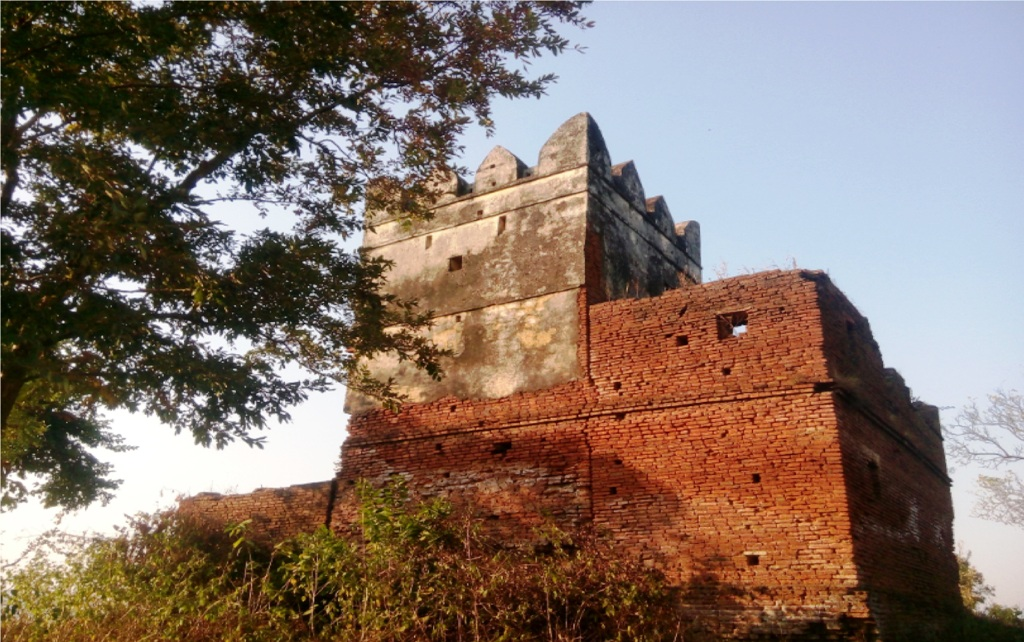 Nawagarh Fort Latehar
