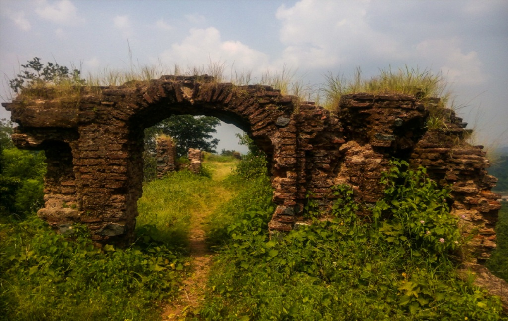 palamu fort Latehar