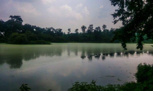 Kamaldah Pond Latehar